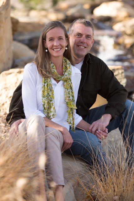 Drs. Brooke and Dave Fleischmann