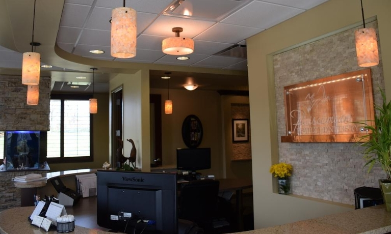Front Desk at Fleischmann Family Dentistry in Broomfield, CO